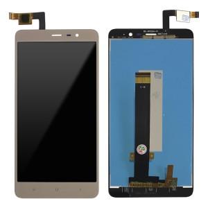 Xiaomi Redmi Note 3 - LCD Touch Screen Dourado