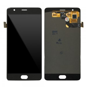 OnePlus 3 - LCD Touch Screen Preto