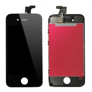 iPhone 4S - LCD Touch Screen OEM Preto (Original Recondicionado)