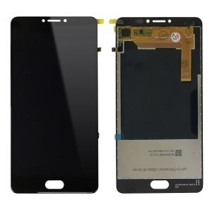 Wiko U Feel Fab - LCD Touch Screen Preto