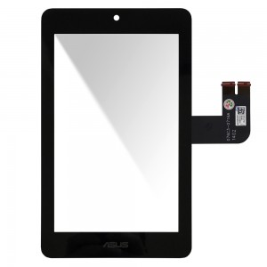 Asus Memopad ME173 ME173X K00B 076C3 0716A - Vidro Touch Screen Preto