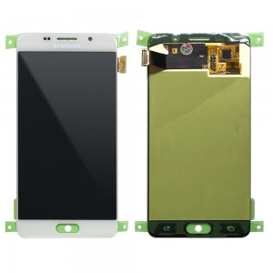 Samsung Galaxy A5 2016 A510 - Full Front LCD Digitizer White < Service Pack >