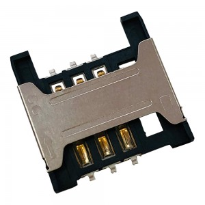 BQ Aquaris 5 HD - Sim Reader Connector Port