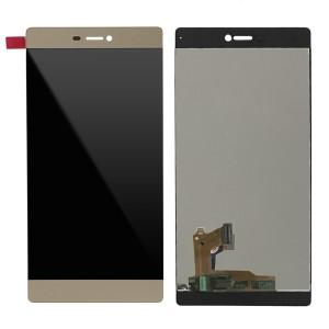 Huawei Ascend P8 - LCD Touch Screen Dourado