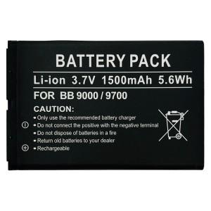 Blackberry Bold 9000 9700 9780 - Bateria M-S1 1500 mAh