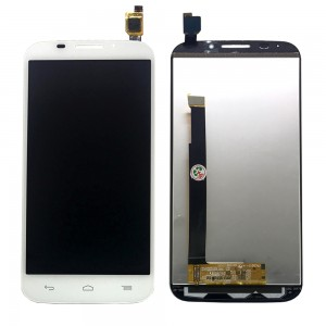 Alcatel Vodafone Smart 4 Power - LCD Touch Screen Branco