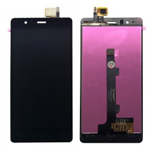 BQ Aquaris E5 4G TFT5K0982FPC  - LCD Touch Screen Preto