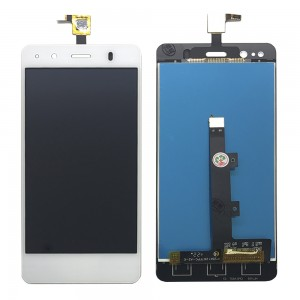 BQ Aquaris A4.5 FPC S90698 - LCD Touch Screen Branco