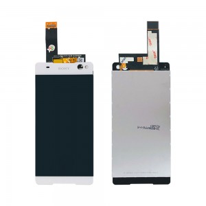 Sony Xperia C5 Ultra E5553 E5506 - LCD Display Touch Screen Branco