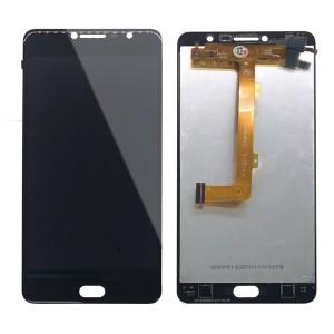 ZTE Vodafone Smart Ultra 7 - LCD Display Touch Screen Preto