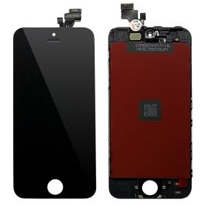 iPhone 5 - LCD Digitizer (original remaded)   Black