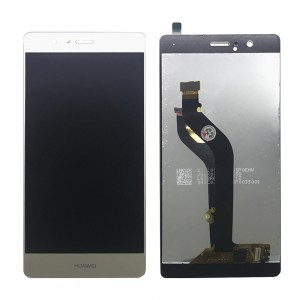 Huawei Ascend P9 Lite - Full Front LCD Digitizer Gold