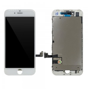 iPhone 7 - LCD Digitizer (Original Remaded) White