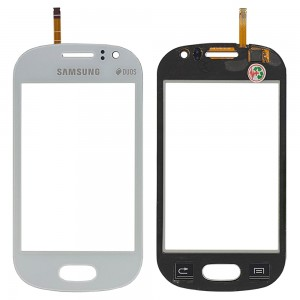 Samsung Galaxy Fame S6810 - Vidro Touch Screen Branco