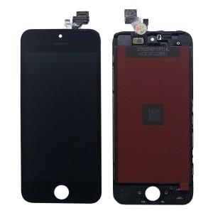 iPhone 5 - LCD Digitizer A+++ Compativél Preto