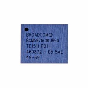 iPhone 5 / 5S / 5C / SE / 6 / 6 Plus / iPad Air / Air 2 - White Touch Screen Controller IC BCM5976 Cumulus U12/U2401/U6600/U6650/U4100/U4150/U4301 Replacement