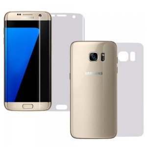 Samsung Galaxy S7 Edge - Momax Tempered Glass