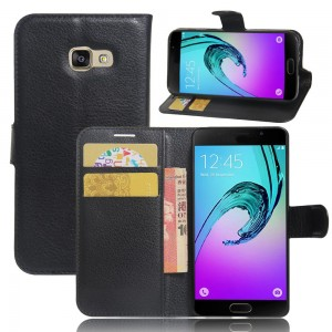 Samsung Galaxy A3 2017 A320 - Card Holder Wallet Stand Leather Case