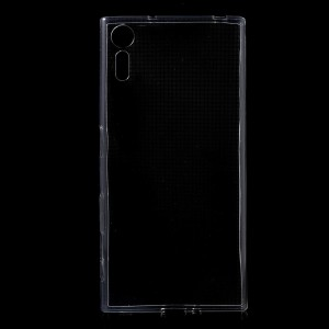 Sony Xperia XZ F8331 - Crystal Clear Thin TPU Case