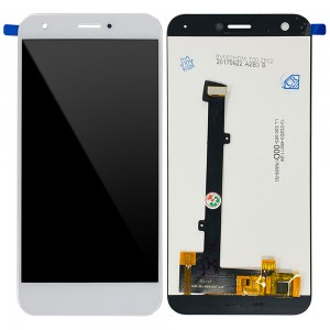 ZTE Blade A512 - Full Front LCD Digitizer White