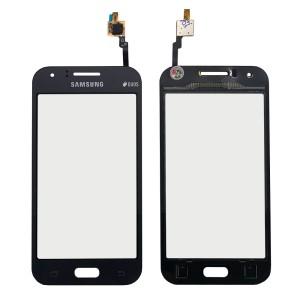 Samsung Galaxy J1 Duos - Vidro Touch Screen Cinzento
