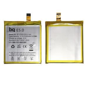 BQ Aquaris E5 FHD - Bateria 2500mAh 9.25Wh