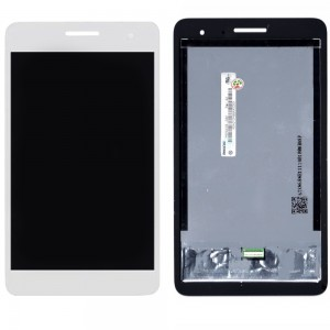 Huawei Mediapad T1 701 - Full Front LCD Touch Screen Branco