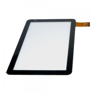 Universal 10.1 inch 50 Pins FPC-CY101072 (YC0320) 00 - Vidro Touch Screen Preto