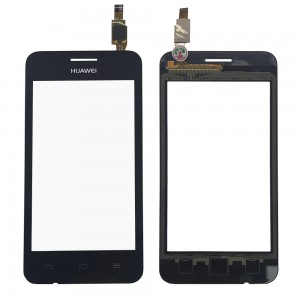 Huawei Ascend Y330 - Vidro Touch Screen Preto