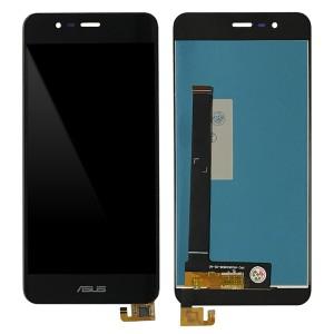 Asus Zenfone 3 Max ZC520TL - Full Front LCD Digitizer Black