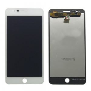 Alcatel OneTouch POP UP 6044D - Full Front LCD Digitizer White