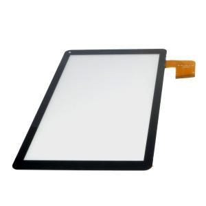 Universal 10.1 inch 50 Pins ZHC-0498B / MF-817-101F-3 FPC - Vidro Touch Screen Preto