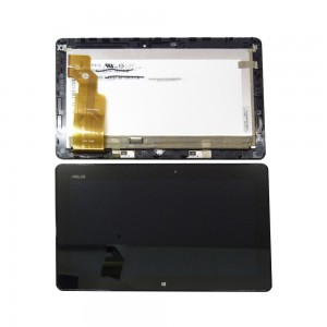 Asus VivoTab RT TF600 TF600T TF600TL - Full Front LCD Digitizer with Frame Black