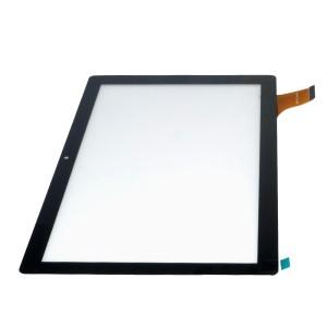 Universal 10.1 inch 45 Pins ZP9193 101 Ver.01 - Vidro Touch Screen Preto