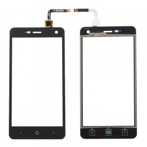 ZTE Blade L3 / MEO A80 - Vidro Touch Screen Preto