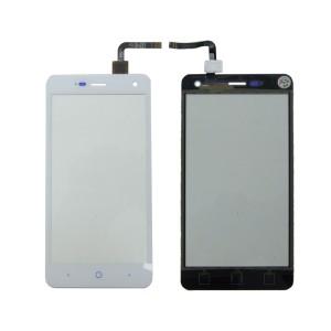 ZTE Blade L3 / MEO A80 - Vidro Touch Screen Branco