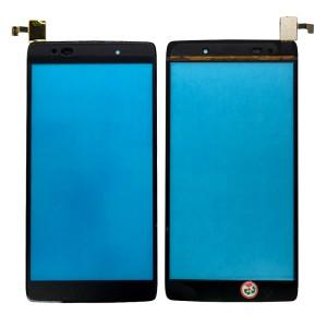 Alcatel One Touch Idol 3 (4.7) OT6039/A/K/Y -  Vidro Touch Screen Preto