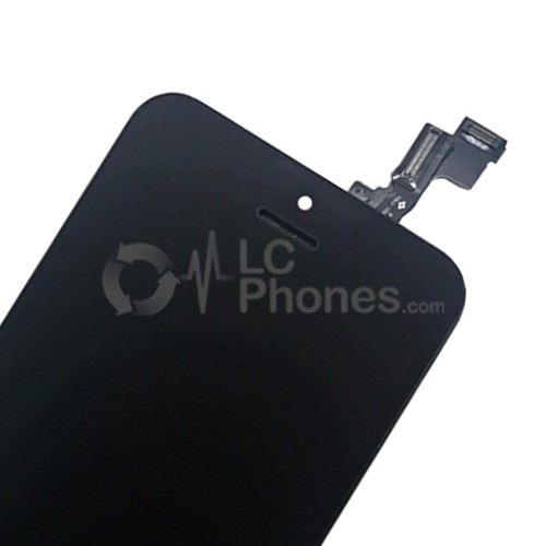 iPhone 5S / SE - LCD Digitizer (original remaded) Black