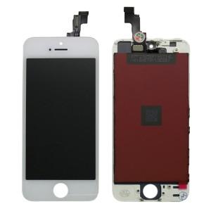 iPhone 5S - LCD Digitizer A+++ Compativél Branco