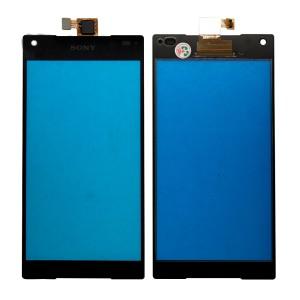 Sony Xperia Z5 Compact E5803 E5823- Vidro Touch Screen Preto