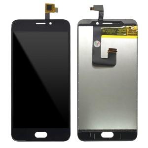 UMI Plus 5.5 - Full Front LCD Digitizer Black