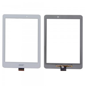 Acer Iconia Tab B1-810 - Vidro Touch Screen Branco