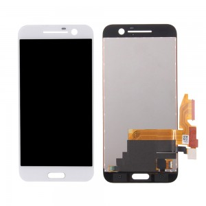 HTC 10 / One M10 - Full Front LCD Digitizer White
