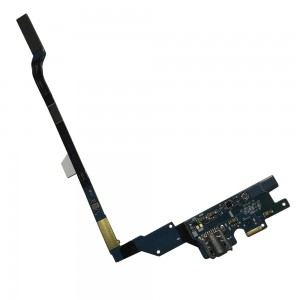Samsung Galaxy S4 Value Edition I9515 - Dock Charging Connector + Microphone + Antenna Flex