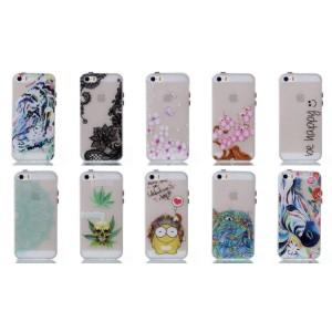 iPhone 5 / 5S / SE - Noctilucent Soft TPU Case