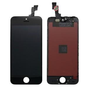 iPhone 5S - LCD Digitizer A+++ Compativél Preto