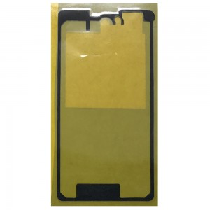 Sony Xperia Z1 Compact - Battery Cover Adhesive Sticker