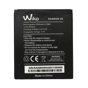 Wiko Rainbow 4G - Bateria
