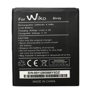 Wiko Birdy - Bateria