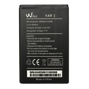 Wiko KAR 3 - Bateria